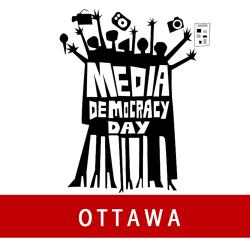 Media Democracy Days Logo